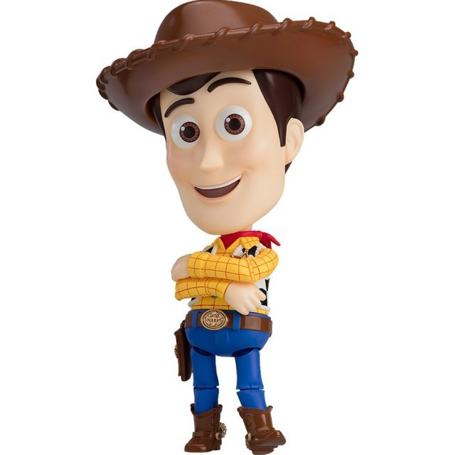 Nendoroid No. 1046-DX Toy Story: Woody DX Ver.