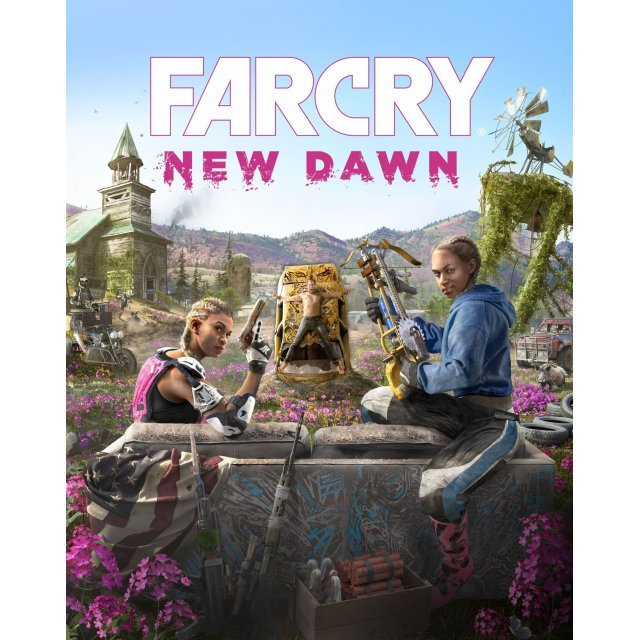 Far Cry: New Dawn (English & Chinese Subs)