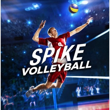 Spike Volleyball (Multi-Language)