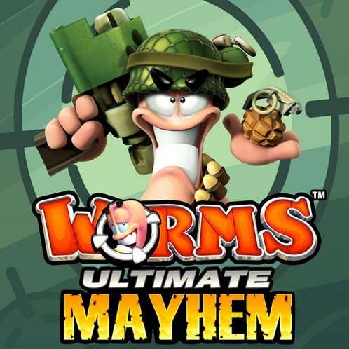 Worms Ultimate Mayhem - Four Pack (EU REGION ONLY)
