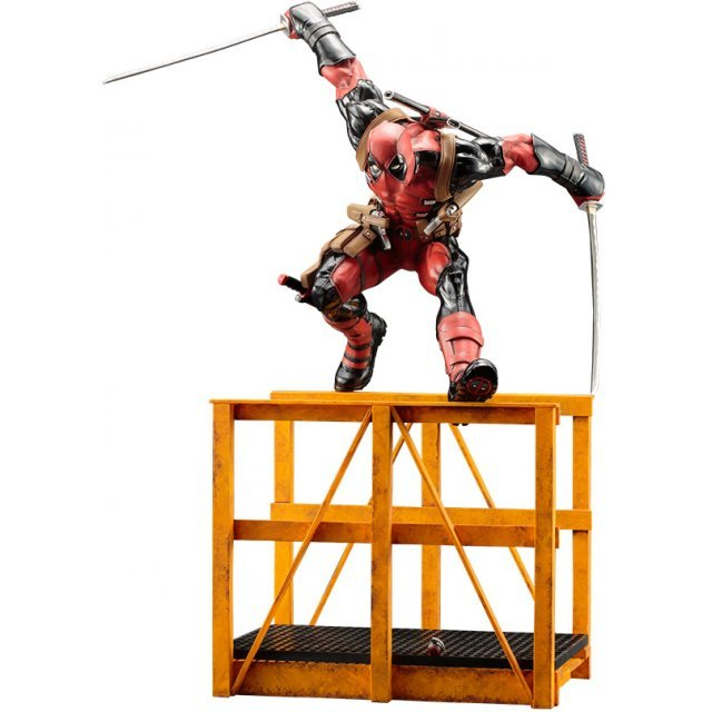 ARTFX Marvel Universe 1/6 Scale Pre-Painted Figure: Super Deadpool