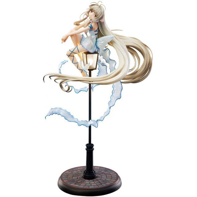 Chobits 1/7 Scale Pre-Painted Figure: Chi