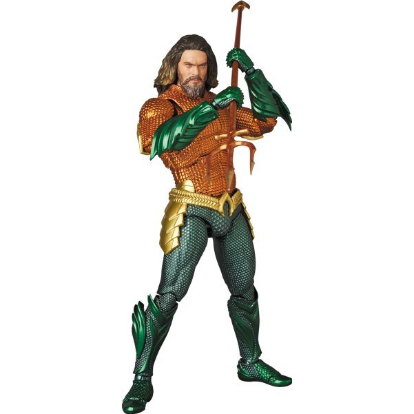 MAFEX Aquaman: Aquaman Ver.