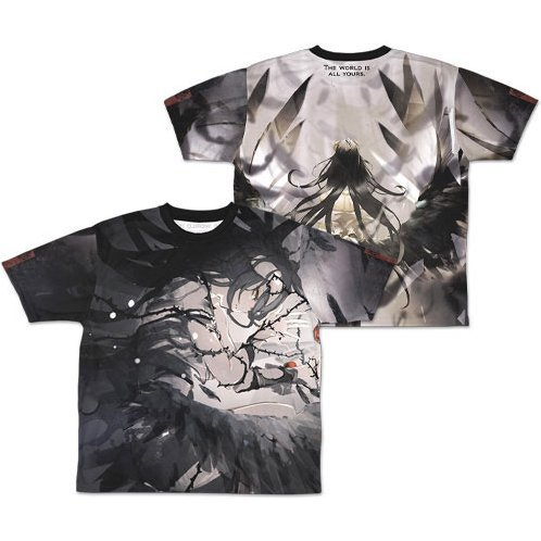 Overlord III - Albedo Double-sided Full Graphic T-shirt (S Size)