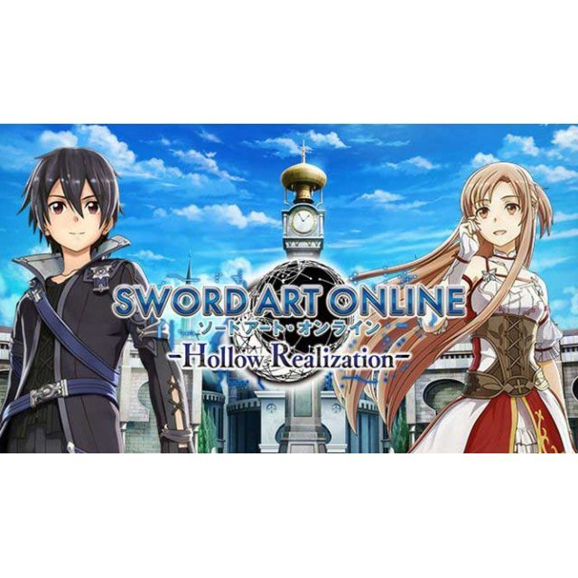 Sword Art Online: Hollow Realization (English)