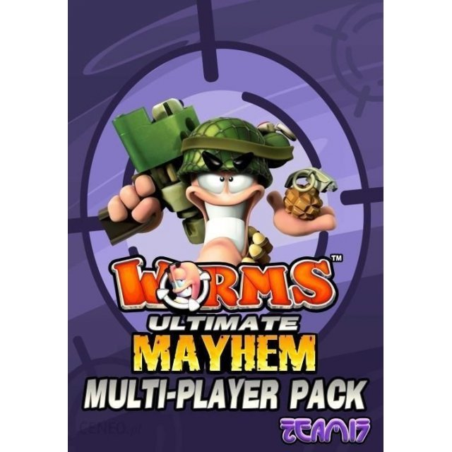 Worms Ultimate Mayhem - Multiplayer Pack [DLC] (EU REGION ONLY)