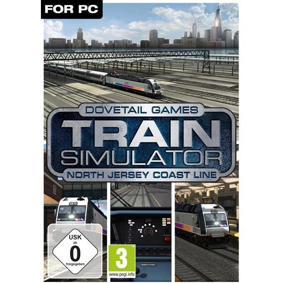 Train Simulator - North Jersey Coast Line Route Add-On [DLC] (EU REGION ONLY)