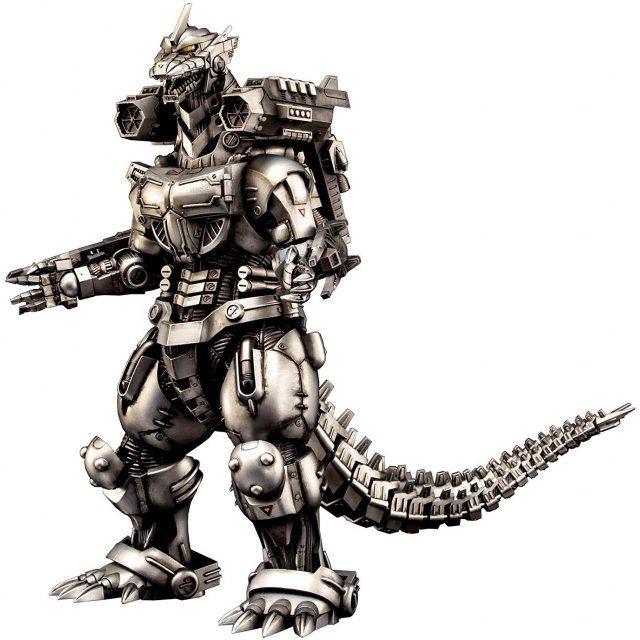 ACKS Godzilla Tokyo S.O.S. Model Kit: MSF-3 Kiryu Kai