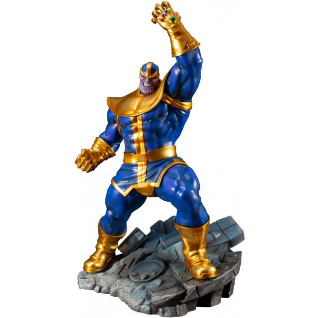 ARTFX+ Marvel Universe 1/10 Scale Pre-Painted Figure: Thanos