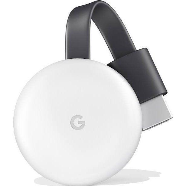 Google Chromecast 3 (Chalk)