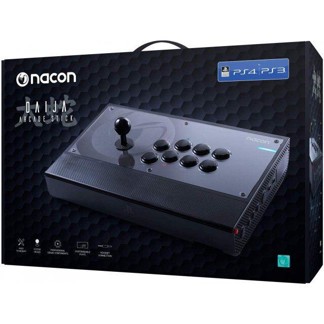 Nacon Daija Arcade Stick for PS4/PS3/PC