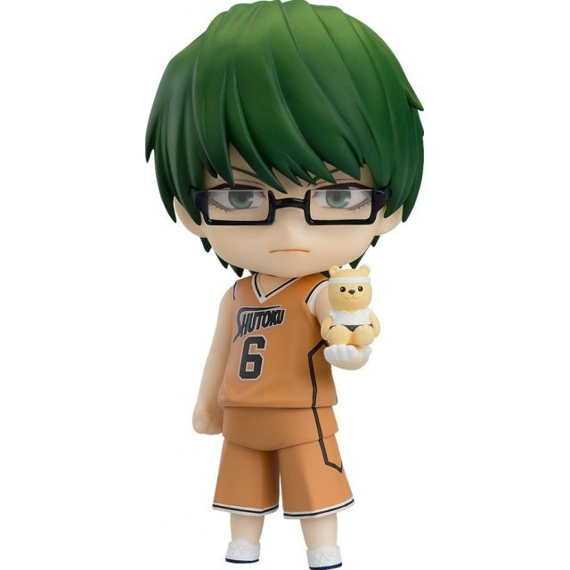 Nendoroid No. 1062 Kuroko's Basketball: Shintaro Midorima [Good Smile Company Online Shop Limited Ver.]