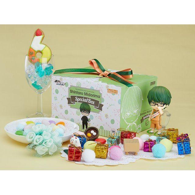 Nendoroid No. 1062 Kuroko's Basketball: Shintaro Midorima Special Box [GSC Online Shop Exclusive Ver.]