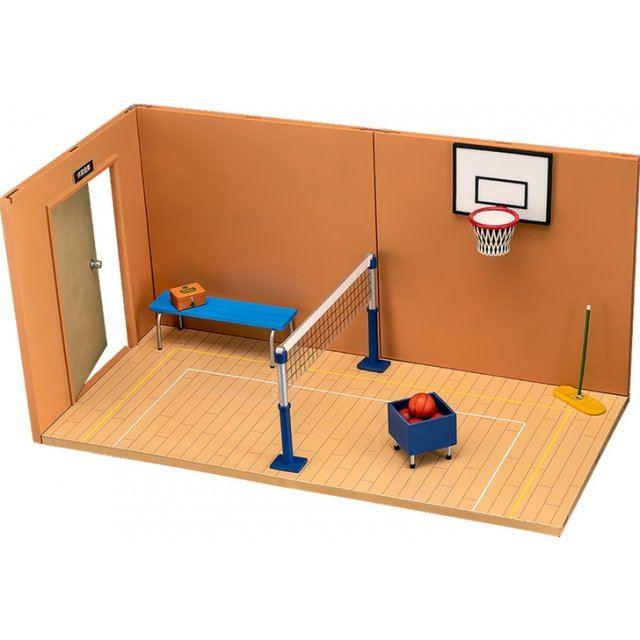 Nendoroid Playset #07: Gymnasium B Set