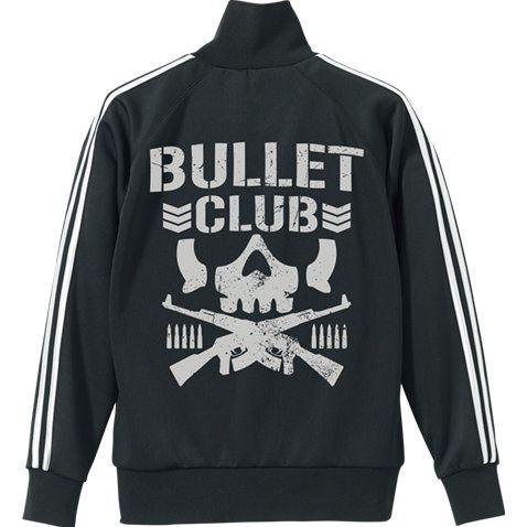 New Japan Pro-Wrestling - Bullet Club Jersey Black x White (L Size)