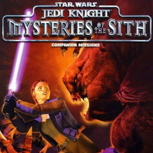 Star Wars Jedi Knight: Mysteries of the Sith (EU REGION ONLY)