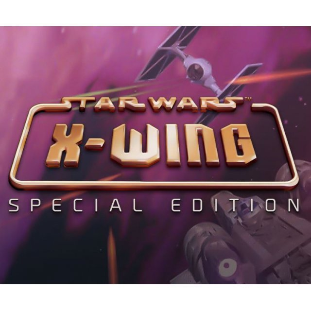 Star Wars: X-Wing [Special Edition] (EU REGION ONLY)