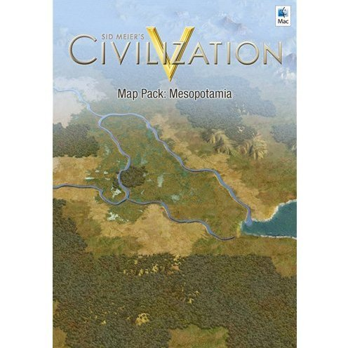 Sid Meier's Civilization V - Cradle of Civilization: Mesopotamia [DLC] (EU REGION ONLY)