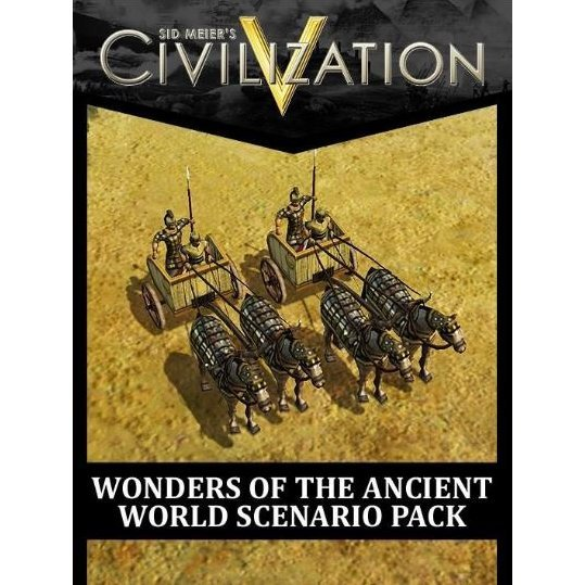 Sid Meier's Civilization V - Wonders of the Ancient World Scenario Pack [DLC] (EU REGION ONLY)