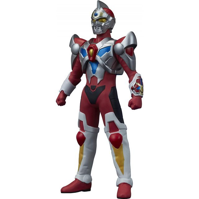 Strong Style Soft Vinyl Series Gridman the Hyper Agent: Gridman the Hyper Agent