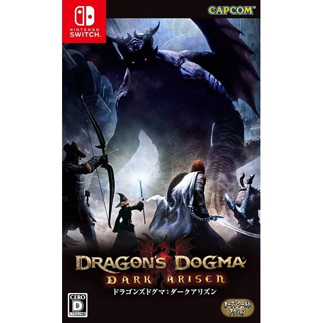 Dragon's Dogma: Dark Arisen (Multi-Language)