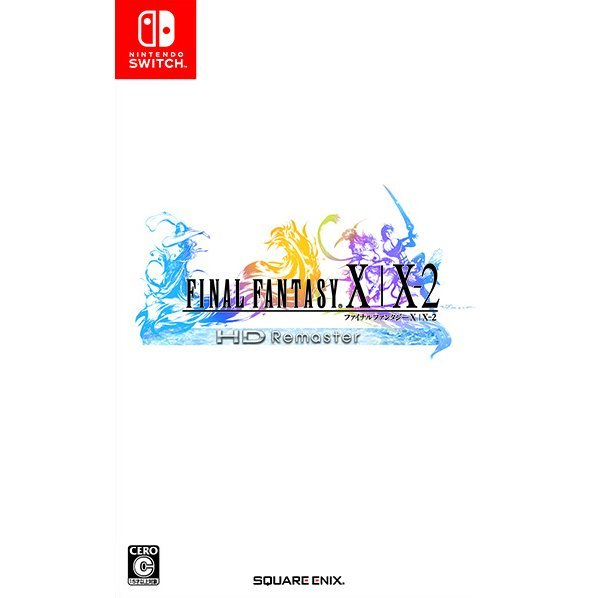 Final Fantasy X / X-2 HD Remaster (Multi-Language)