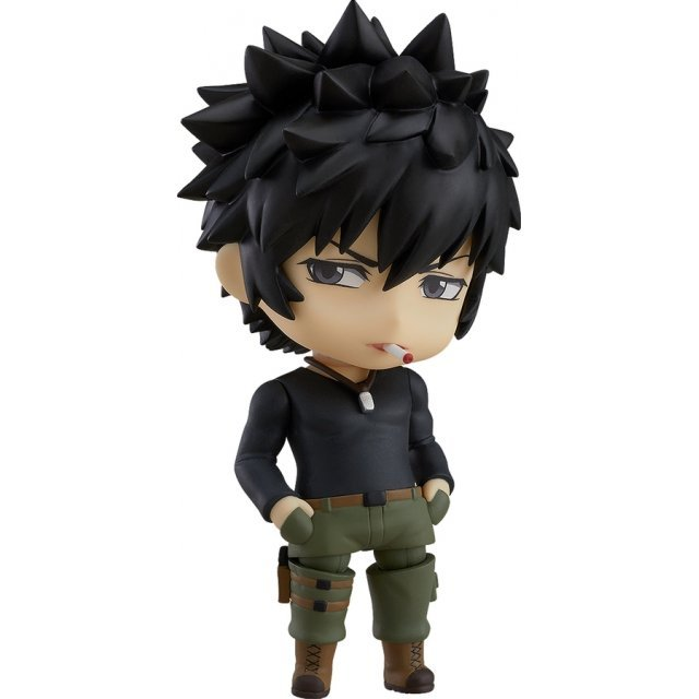 Nendoroid No. 1066 Psycho-Pass Sinners of the System: Shinya Kogami [Good Smile Company Online Shop Limited Ver.]