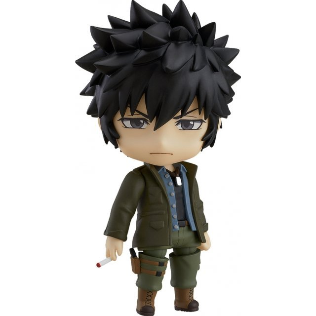 Nendoroid No. 1066-DX Psycho-Pass Sinners of the System: Shinya Kogami SS Ver. [Good Smile Company Online Shop Limited Ver.]