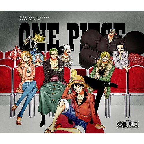 One Piece 20th Anniversary Best Album (Various Artists)
