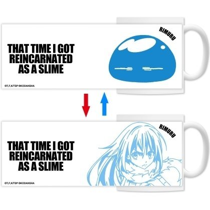 THAT TIME I GOT REINCARNATED AS A SLIME - RIMURU CHANGING MUG CUP
