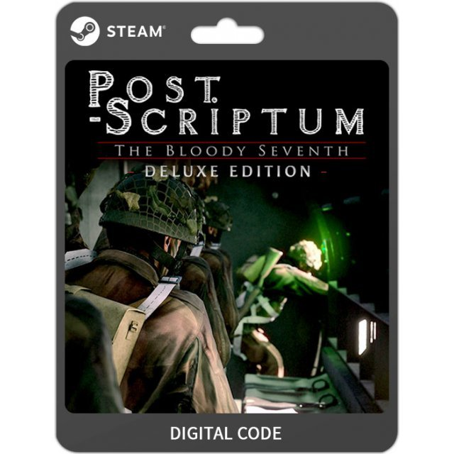 Post Scriptum [Deluxe Edition] (EU REGION ONLY)