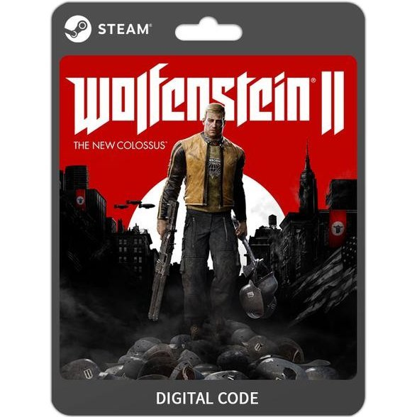 Wolfenstein II: The New Colossus (EU REGION ONLY)