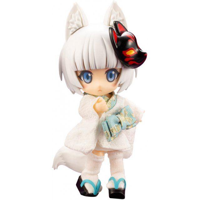 Cu-poche Friends: White Fox