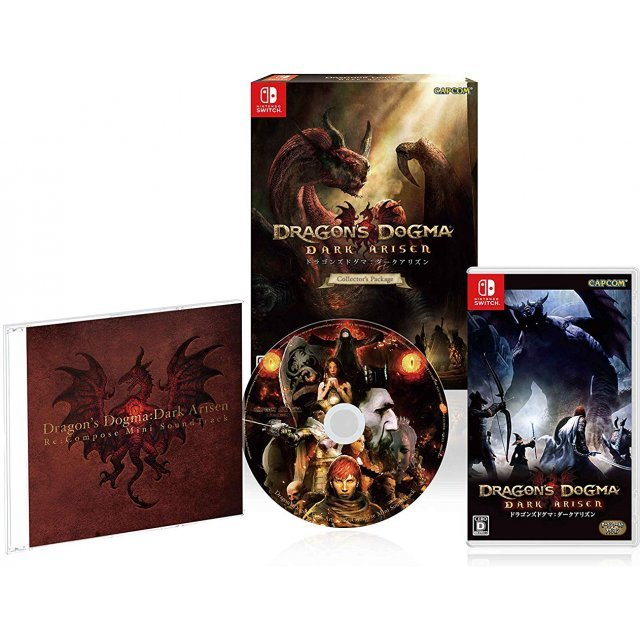 Dragon's Dogma: Dark Arisen [Collector's Package] (Multi-Language)