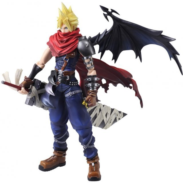 Final Fantasy Bring Arts: Cloud Strife Another Form Ver.