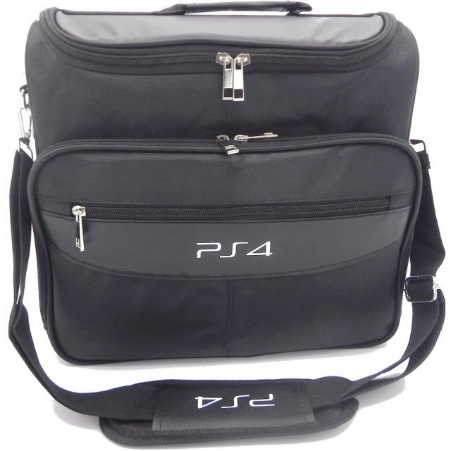 Game Console Storage Bag for PlayStation 4 (Black)