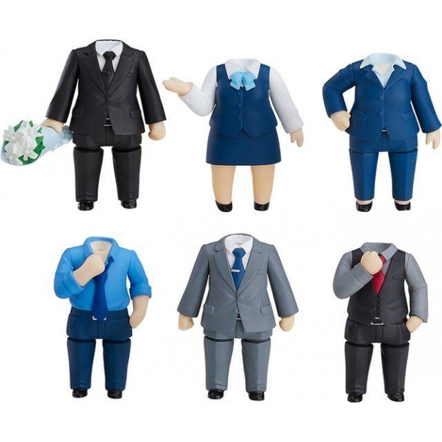 Nendoroid More: Dress Up Suits 02 (Set of 6 pieces)
