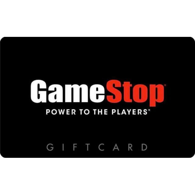 GameStop Gift Card $10