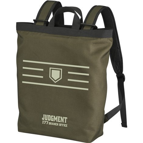 A Certain Magical Index III - Judgment 2way Backpack Moss
