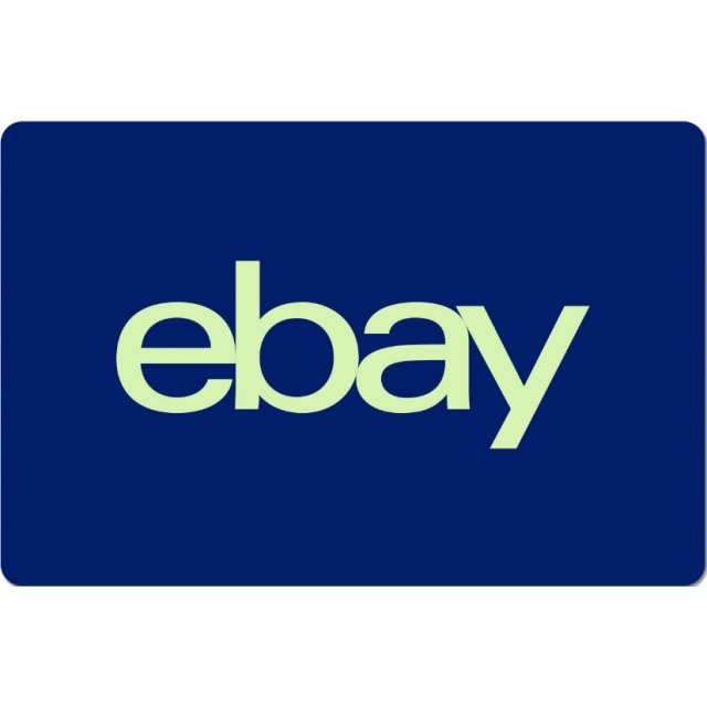 eBay Gift Card 5 USD | US Account