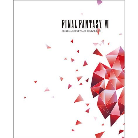 Final Fantasy VI Original Soundtrack Revival Disc [Blu-ray Disc Music]