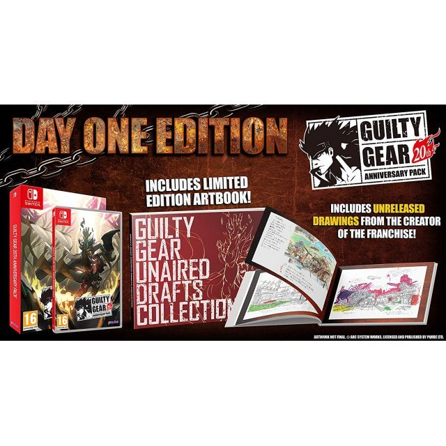 Guilty Gear [20th Anniversary Edition]