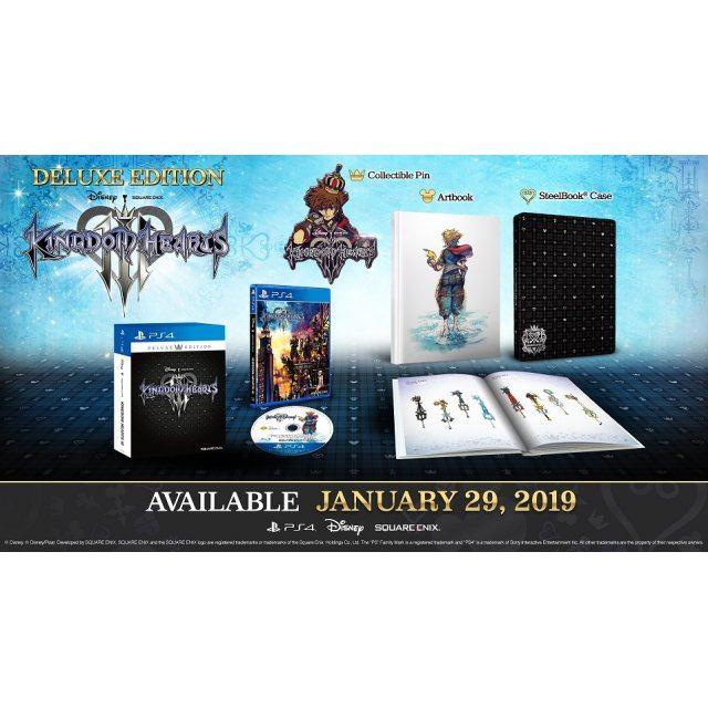 Kingdom Hearts III [Deluxe Edition] (English Subs)