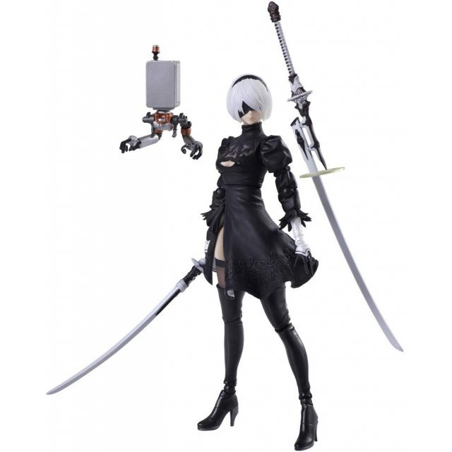 Nier: Automata Bring Arts: YoRHa No.2 Type B Ver. 2.0 (Re-run)
