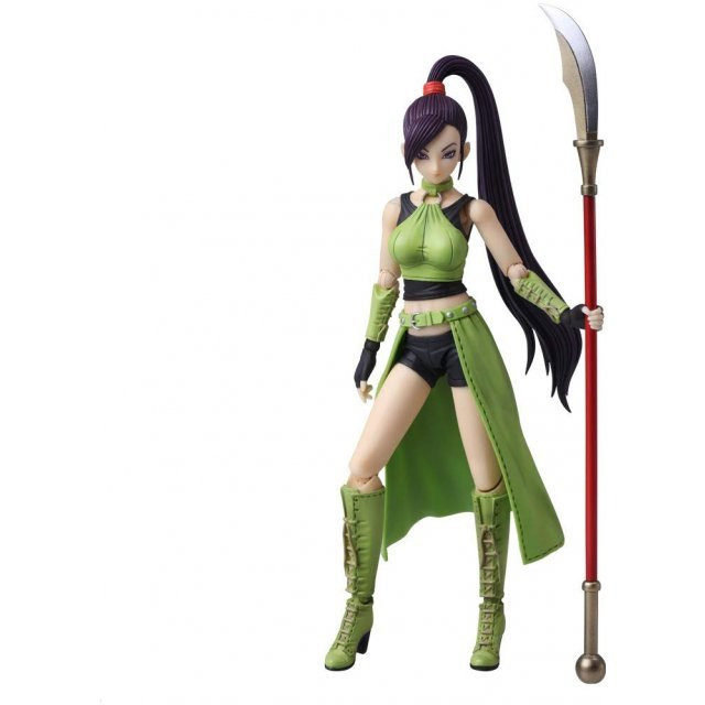 Dragon Quest XI Sugisarishi Toki wo Motomete Bring Arts: Jade