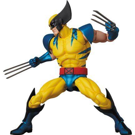 MAFEX X-Men: Wolverine Comic Ver.