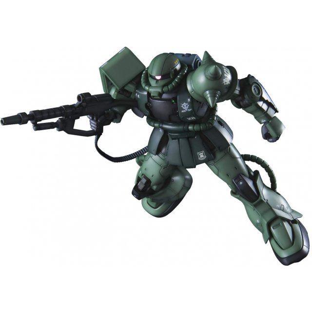 Mobile Suit Gundam The Origin 1/144 Scale Model Kit: Zaku II C-6/R6 Type (HG)