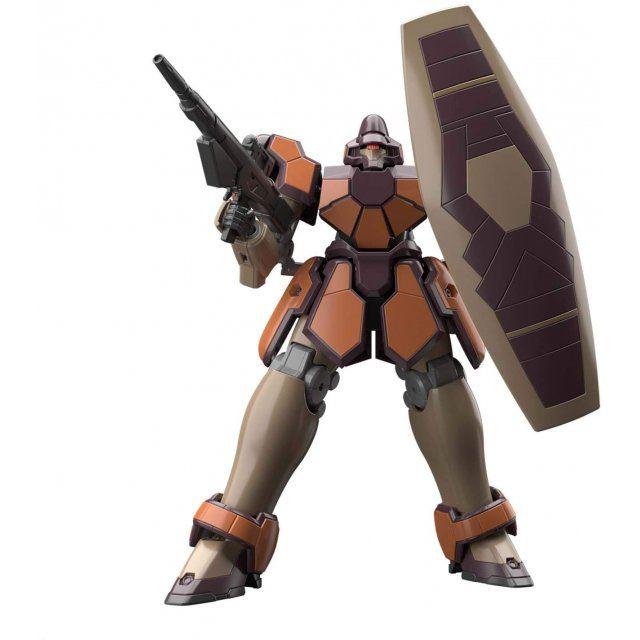 Mobile Suit Gundam Wing 1/144 Scale Model Kit: WMS-03 Maganac (HGAC)