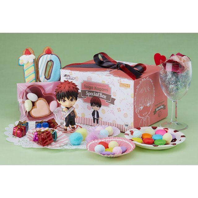 Nendoroid No. 1074 Kuroko's Basketball: Taiga Kagami Special Box [GSC Online Shop Exclusive Ver.]
