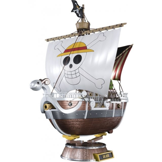 CHOGOKIN ONE PIECE: GOING MERRY -ONE PIECE ANIME 20TH ANNIVERSARY MEMORIAL EDITION-